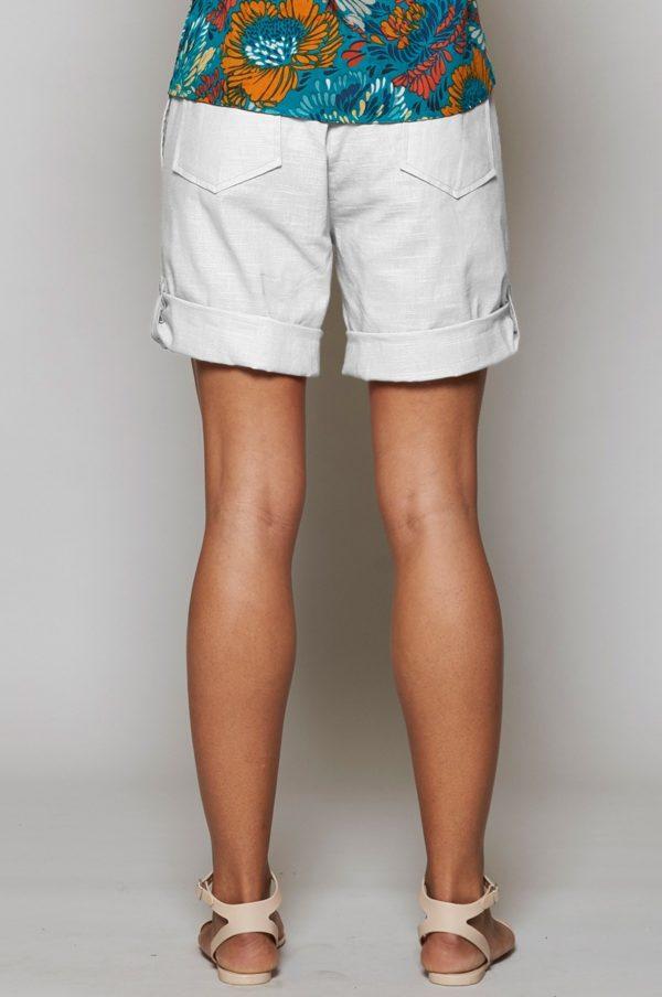 Nomads Shorts weiß