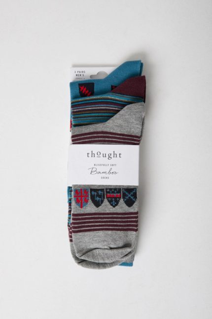 Thought Dreierpack Herrensocken Riccardo
