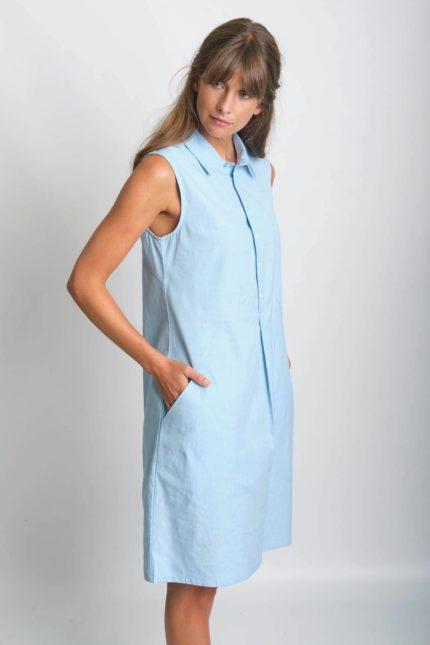 Bibico Kleid mit Leinen Alina