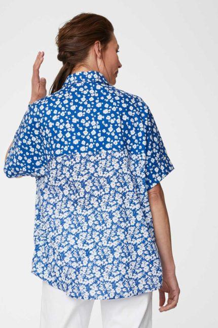 Thought Hemd aus Bio-Baumwolle Verronica
