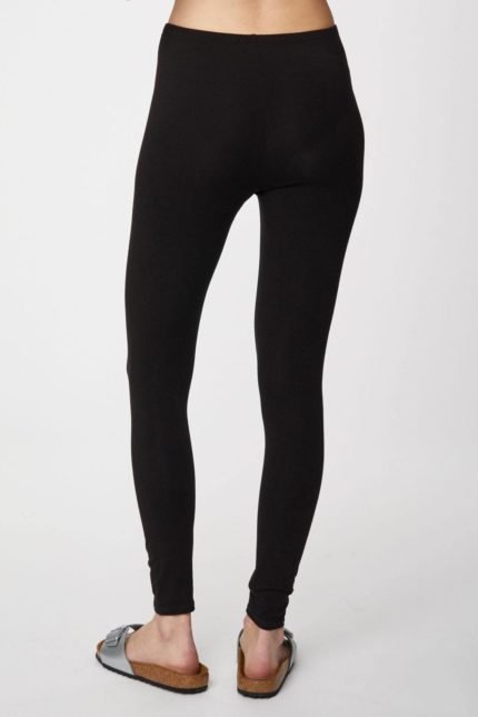 Thought Bambus Leggins schwarz