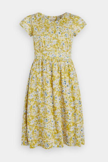 Seasalt Cornwall Kleid Briarfield gelb