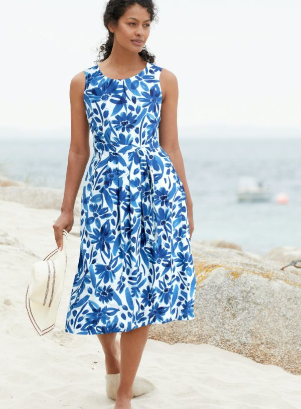 Seasalt Cornwall Kleid Belle Watercolour