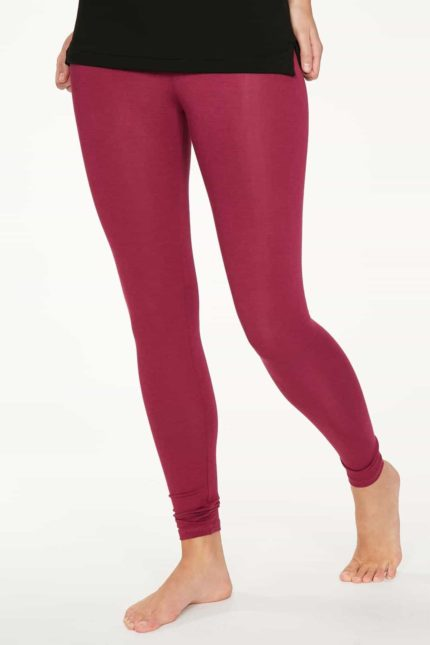 Thought Bambus Leggins Rot