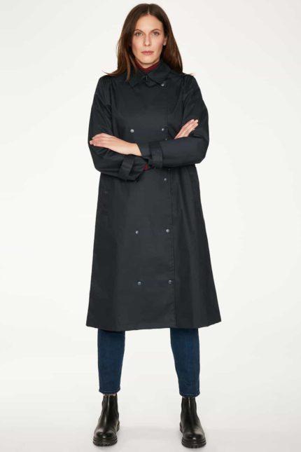 Thought Mantel aus Bio-Baumwolle Isabella