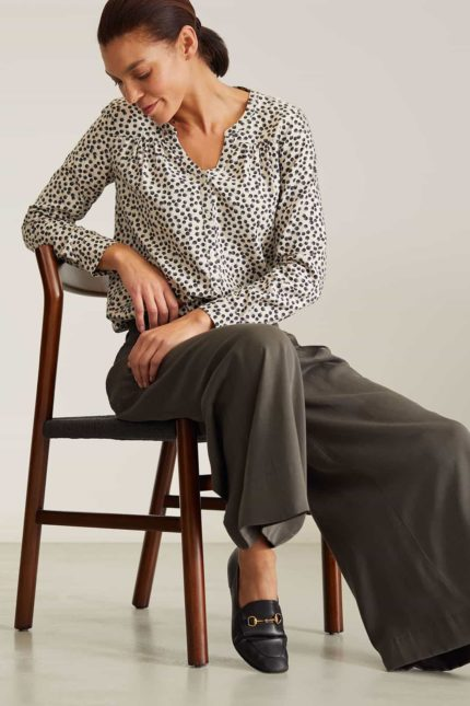Thought Bluse mit Modal Dorothy