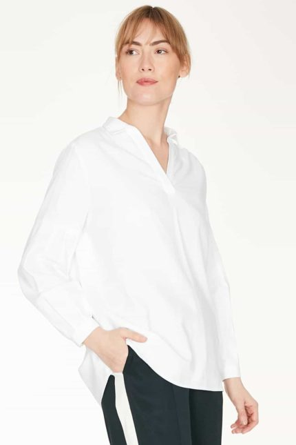 Thought Bluse mit Modal Marion