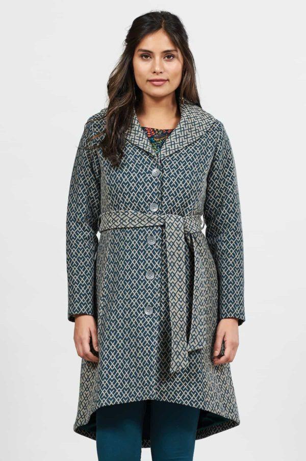 Nomads Mantel mit Kragen Myrtle