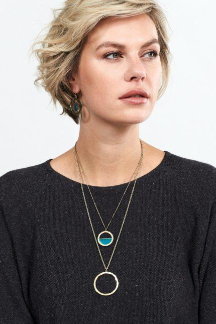 Nomads Halskette Ishana
