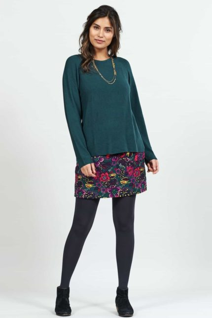 Nomads Pullover mit Viskose Grün
