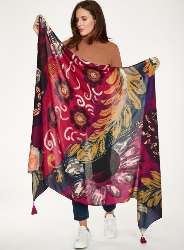 wac-fuchsia-pink-abigail-bamboo-scarf-with-tassels-in-fuchsia