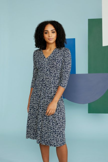 Seasalt Cornwall Bambus Kleid Quinn Leaf