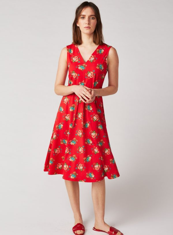 Lana Kleid Ruth aus Bio-Baumwolle