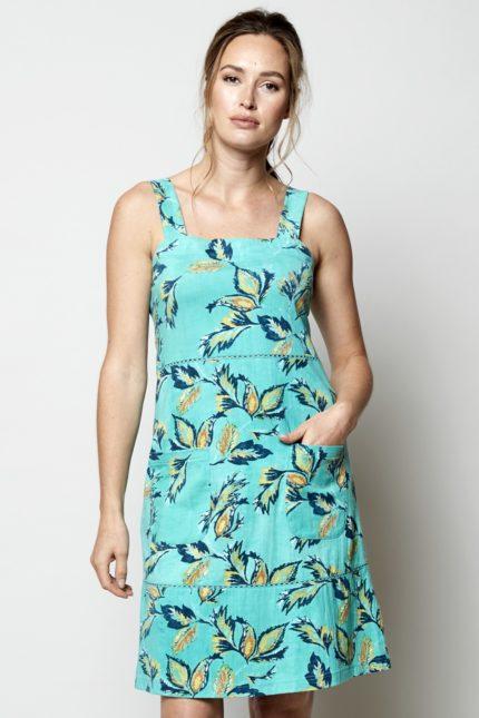 Nomads Kleid Strappy Sun aus Bio-Baumwolle