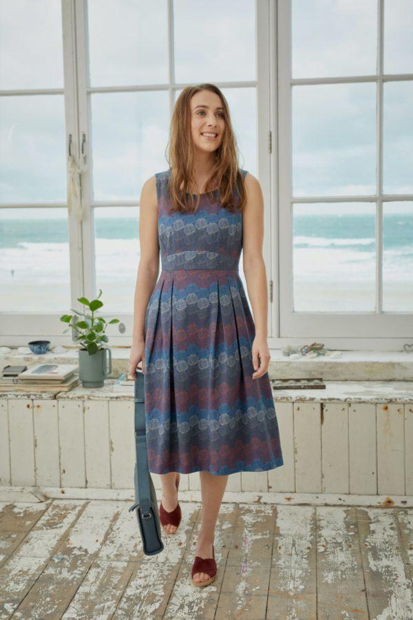 Seasalt Cornwall Kleid Keeper's Croft Circles