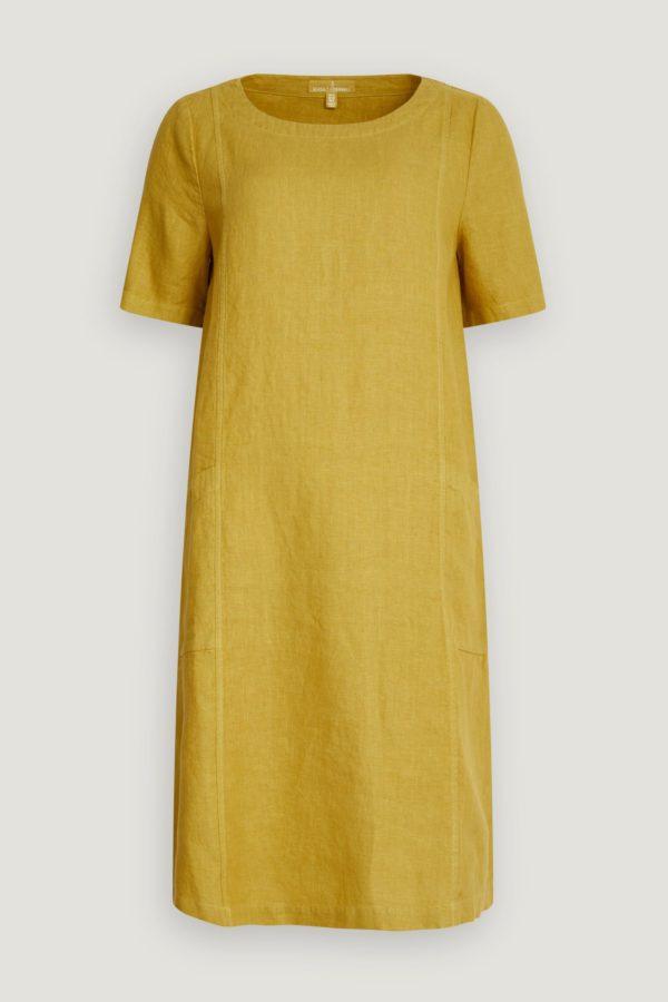 Seasalt Cornwall Leinen Kleid Painting Class Catkin