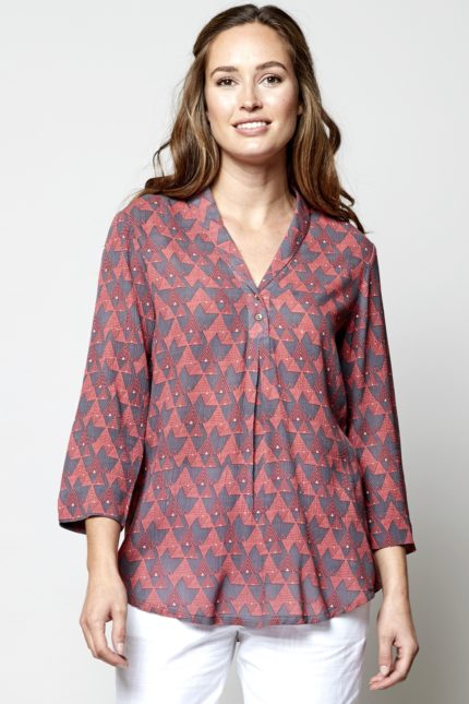 Nomads Bluse Cairo Rosa