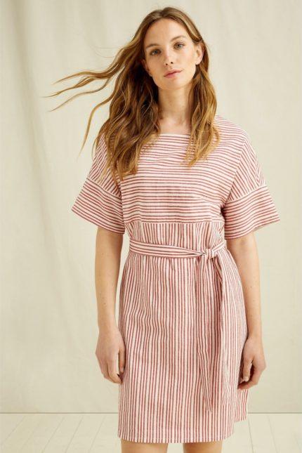 People Tree Kleid aus Bio-Baumwolle Christabel