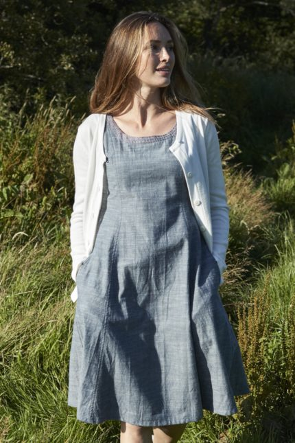 Nomads Kleid Chambray
