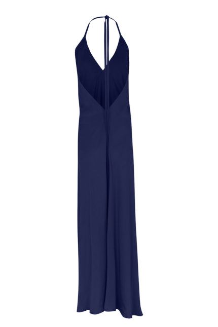 Suite13 Maxikleid Daphne Dark Blue aus Tencel