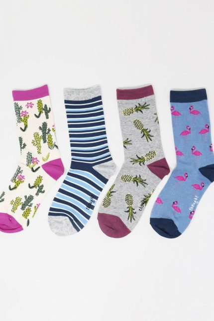 Thought Damensocken Geschenkset Nettie Summer