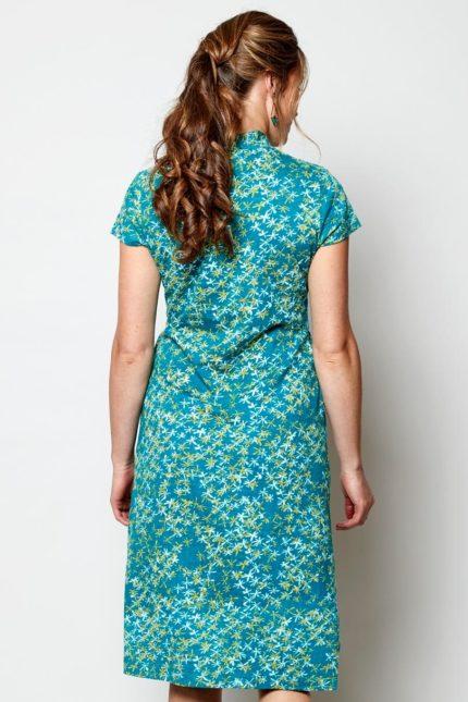 Nomads Kleid Summer Breeze Knot Blau