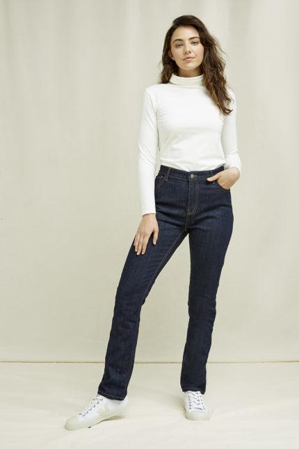 People Tree Jeans Heather Slim Fit