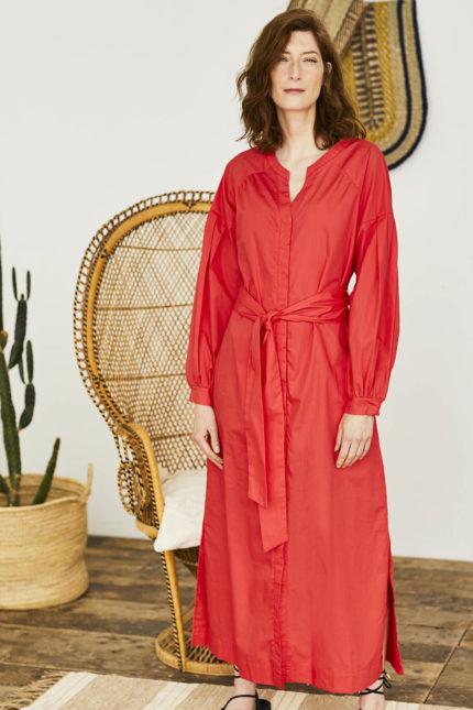Thought Kleid Willa aus Bio-Baumwolle
