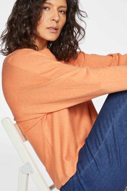 Thought Pulli Polly Dolman Orange
