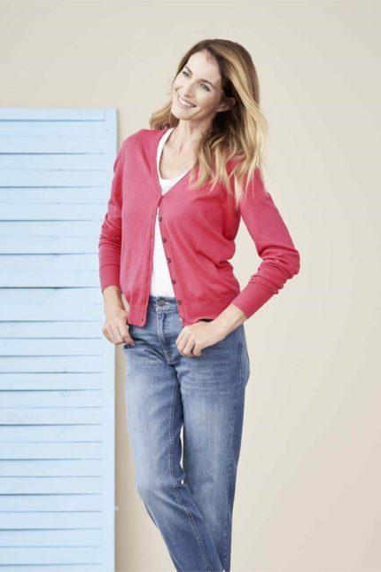 Living Crafts Jeans Donna Indigo aus Bio-Baumwolle