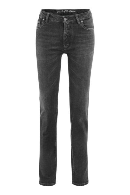 Living Crafts Jeans Donna Black Washed aus Bio-Baumwolle