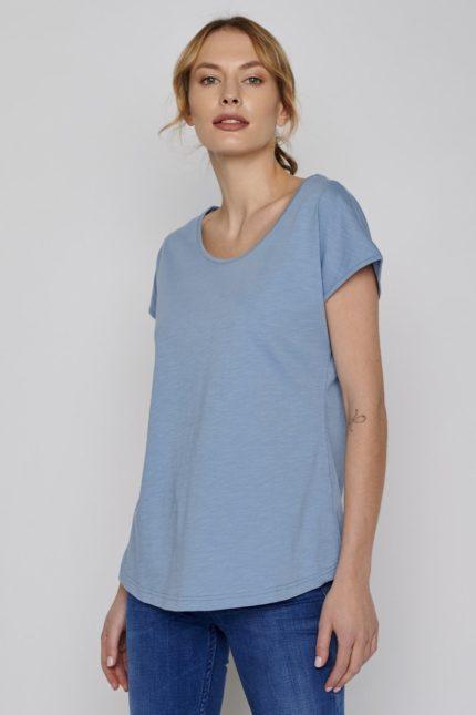 Greenbomb T-Shirt Cool blau